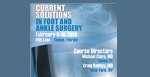 2016 Current Solutions in Foot and Ankle Surgery Conference